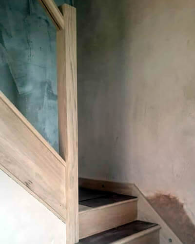 Bury Staircase Renovation